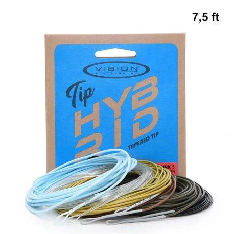 Vision Hybrid Tip 7,5 ft