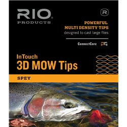 Rio InTouch 3D MOW Tips Medium Tip