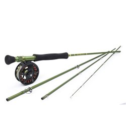 Vision Pike Set - Rod & Reel
