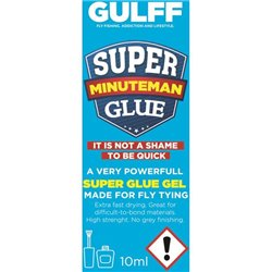 Gulff Minuteman, Gel 10ml