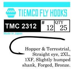 TMC 2312 - Hopper & terrestial