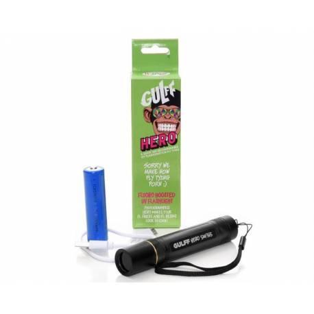 Gulff Hero UV Flashlight 365nm/5watts