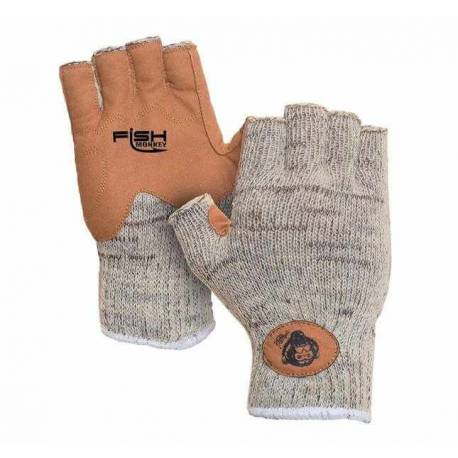 Fish Monkey Wooly Gloves
