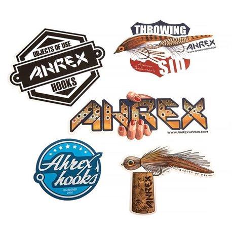 Ahrex Sticker-pack - klistermärken