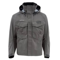 Simms Freestone Jacket Coal