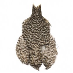Hen Cape Feathermaster - Grizzly