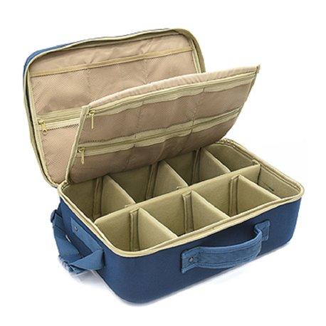 Vision Hard Gear Bag Navy Blue - Open
