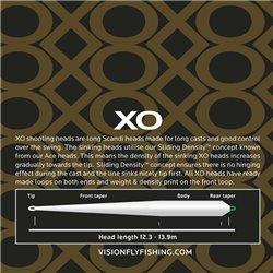 Vision XO Shooting Head