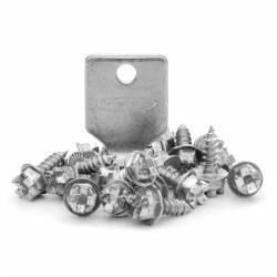 Vision Tungsten Stud - Tungstensdubbar