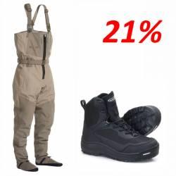 Vision Koski Zip / Musta Michelin