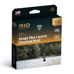 Rio Elite Skagit Max Launch