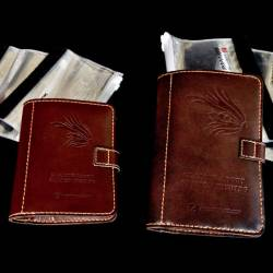 FITS Leather Fly Wallets